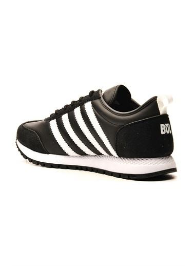Bulldozer 211463 Erkek Spor Ayakkabı Siyah